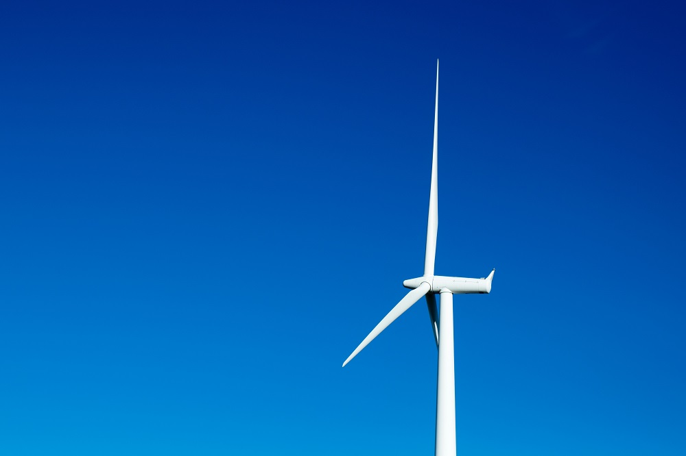 Wind turbines collect masses of data that can be used in real time to improve operational performance
