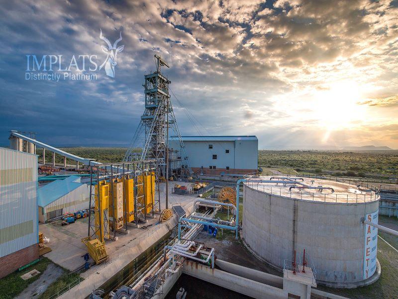 Image 2-Impala Platinum Mine