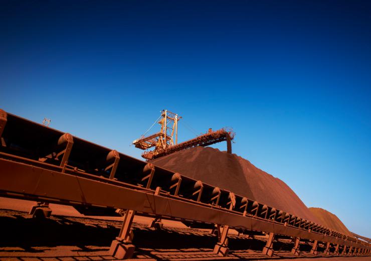 BHP iron ore western australia