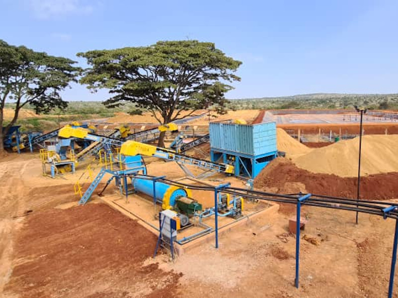 Buckreef Gold Mine Redevelopment