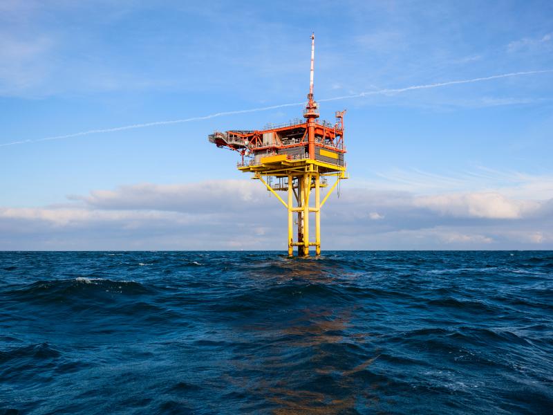 Core Gas Project Phase 1, North Sea