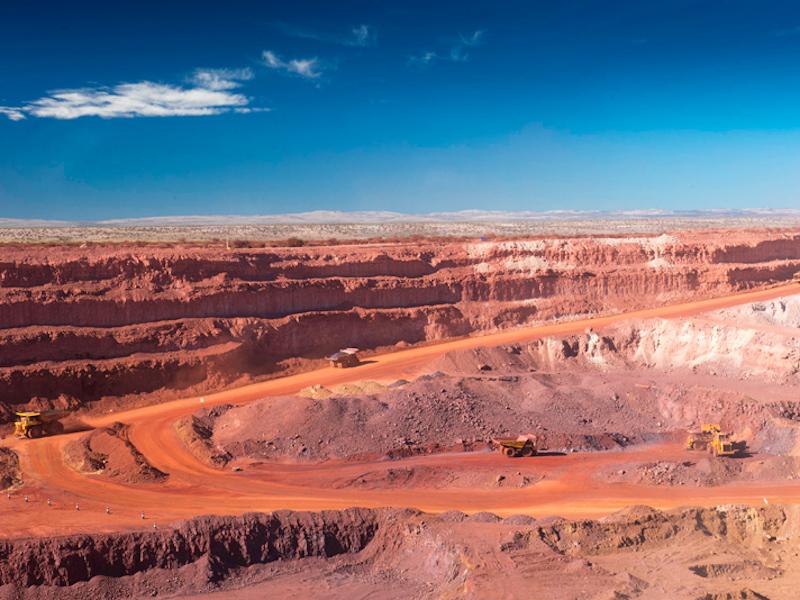 Kolomela Iron Ore Mine