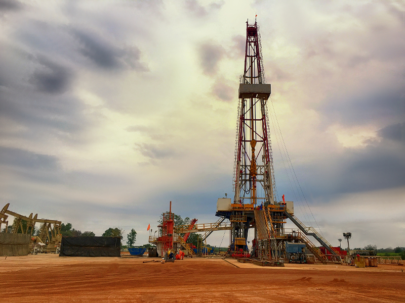 Moneta Divide Oil and Gas Field Development