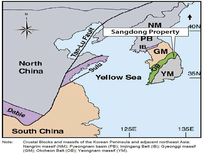 Image 2- Sandgong tungsten project