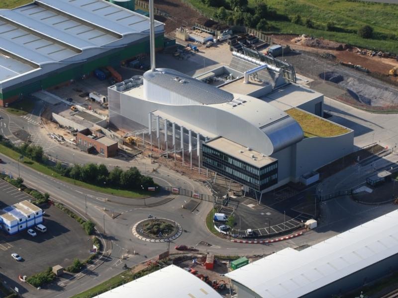 Wheelabrator Kemsley K3 Generating Station Kent England
