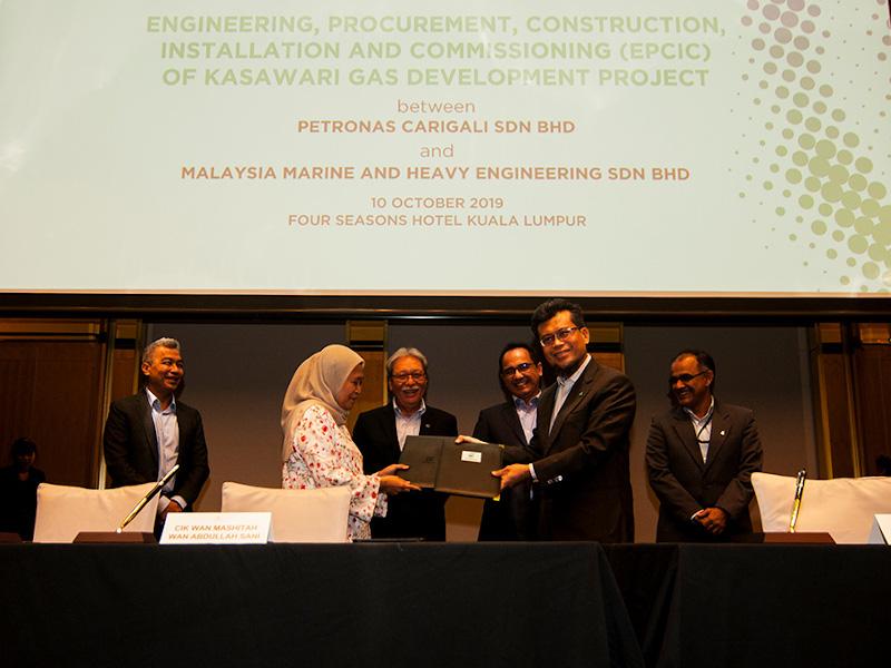 Image 2-Kasawari Gas Field Development, Malaysia