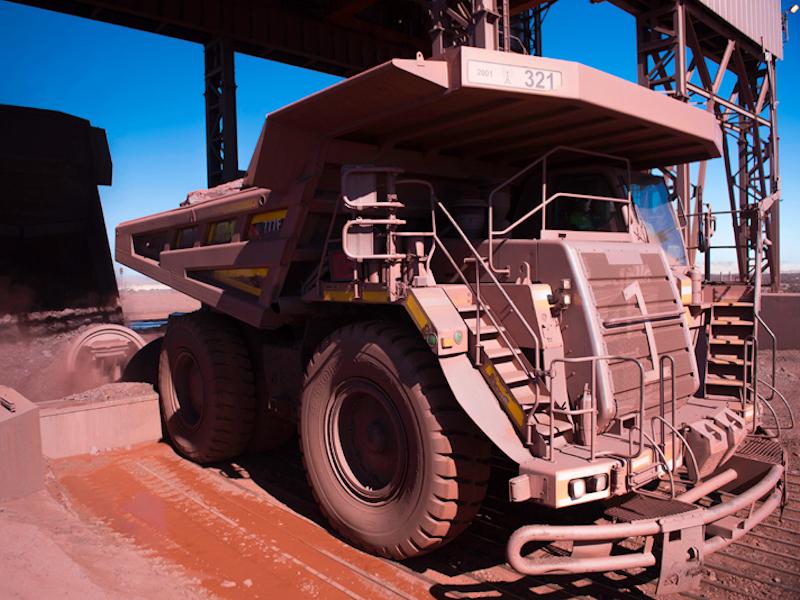 Image 2 -Kolomela Iron Ore Mine