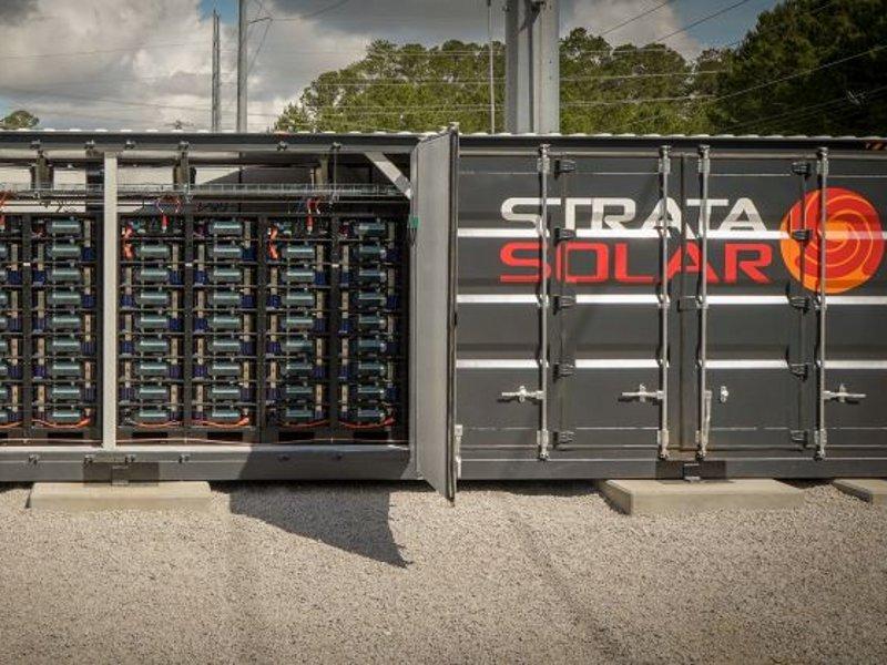 Ventura Battery Storage Project, California