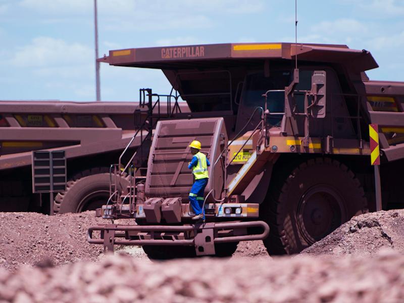Image 3 -Kolomela Iron Ore Mine