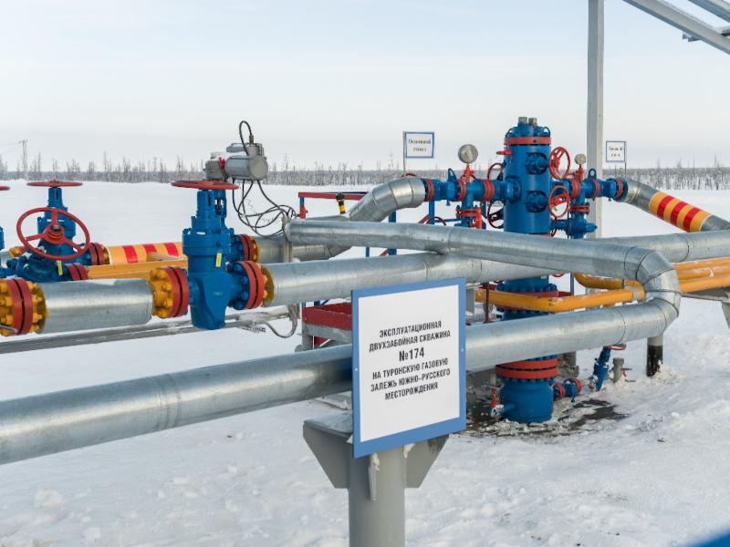 Image 3- Semakovskoye Gas Field