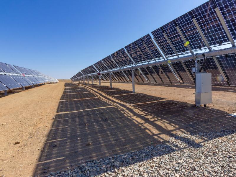 Image 3- Siraj-1 Solar Power Plant, Qatar