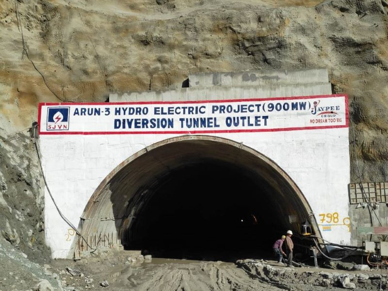 Arun-3 Hydropower Project