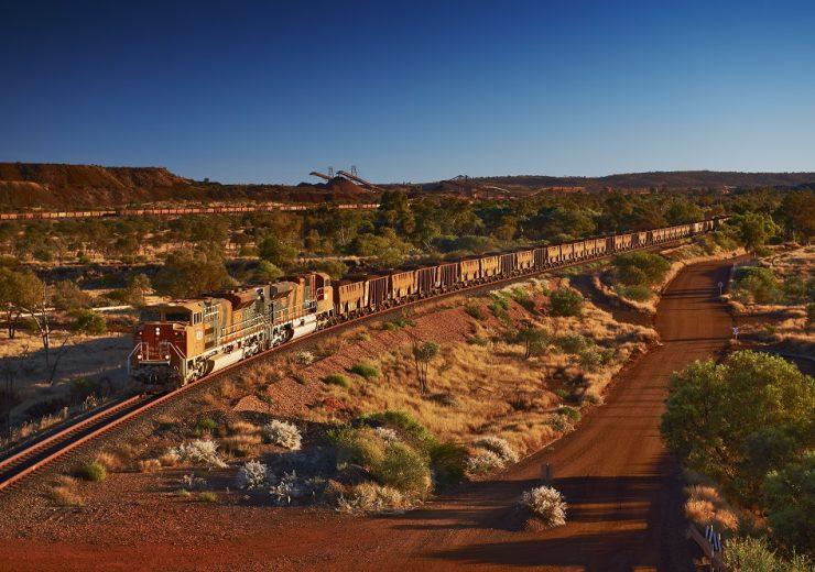 Newman iron ore Australia - BHP
