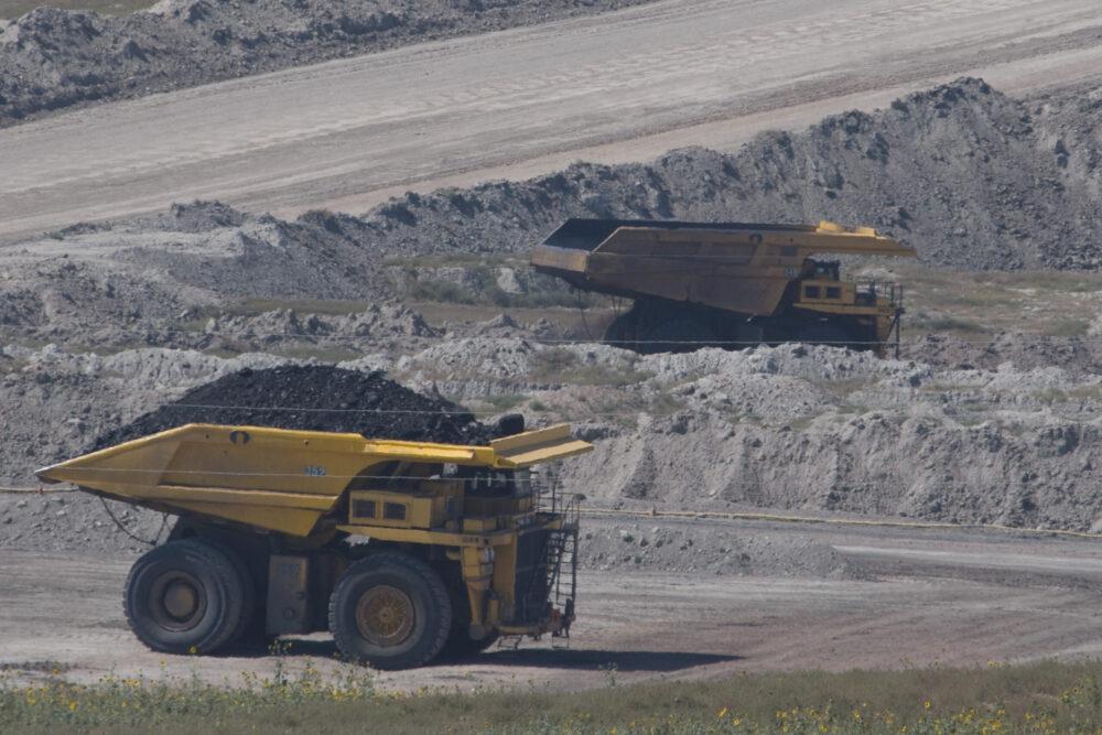 Peabody coal mine write-down