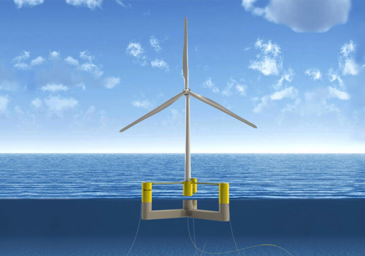 NEAV, University of Maine partner to develop floating offshore wind project