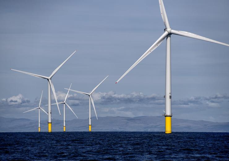 Orsted Walney offshore wind UK 2