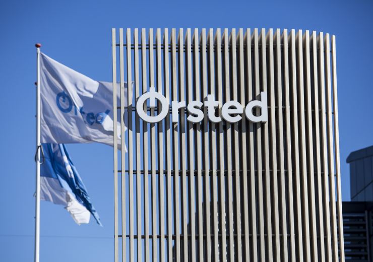 Orsted flag