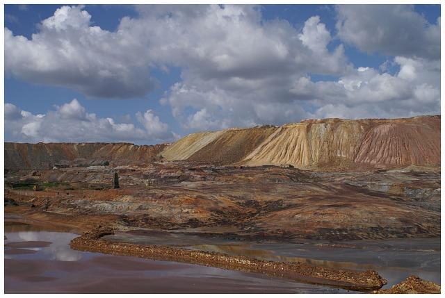 Iron ore producing companies