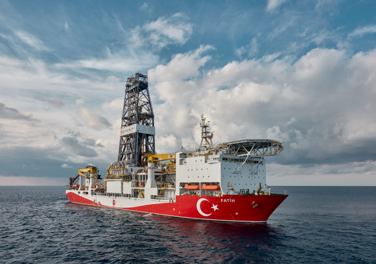 TPAO - Fatih drillship - Turkey