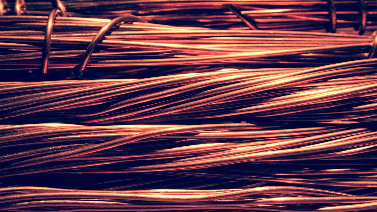 Copper wire. Credit: Łukasz Klepaczewski/Pixabay