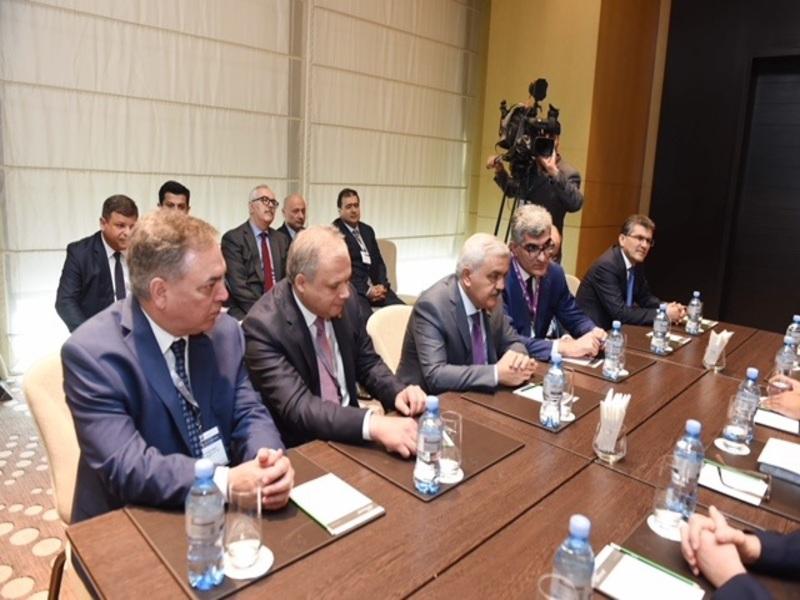 Karabagh Oil Field Development