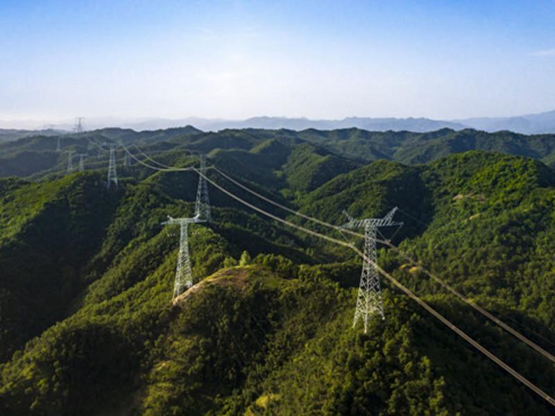 Qinghai-Henan UHVDC Power Transmission Project