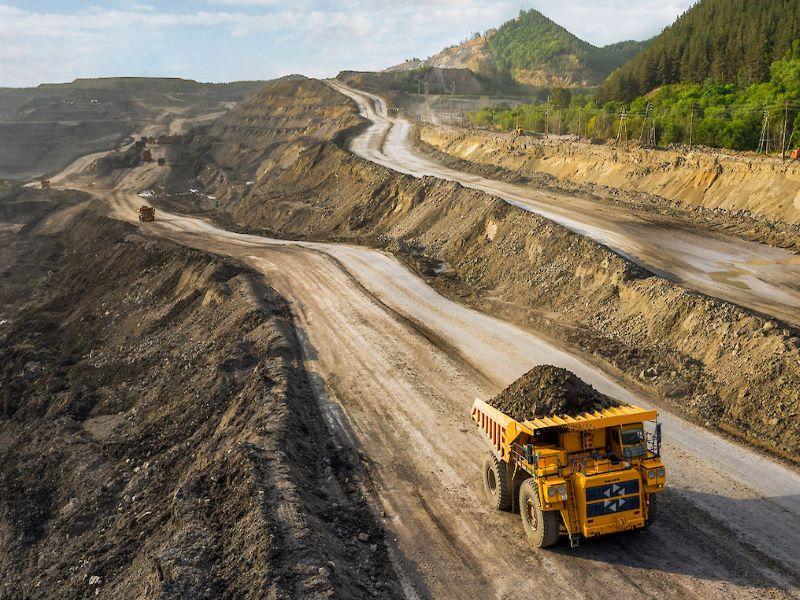 Image 1 - Solntsevsky Coal Mine – Sakhalin, Russia