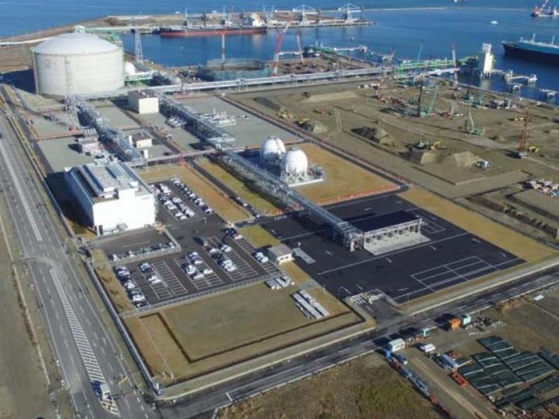 Soma LNG Terminal