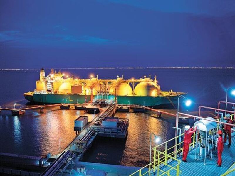 Tianjin LNG Receiving Terminal