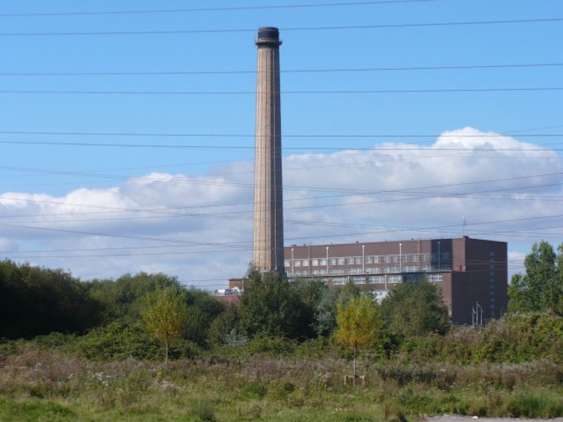 Image 1-Uskmouth Power Station