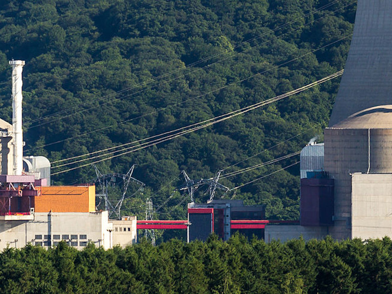 Image 1_Chooz Nuclear Power Plant, France