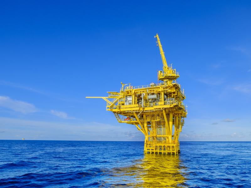 Image 2- Apsara Oil Field Development