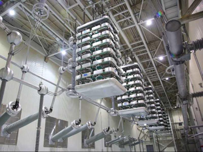 Image 2-Qinghai Henan UHVDC Project
