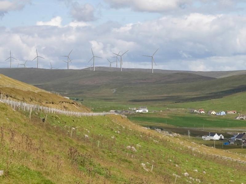Image 2- Viking onshore wind farm
