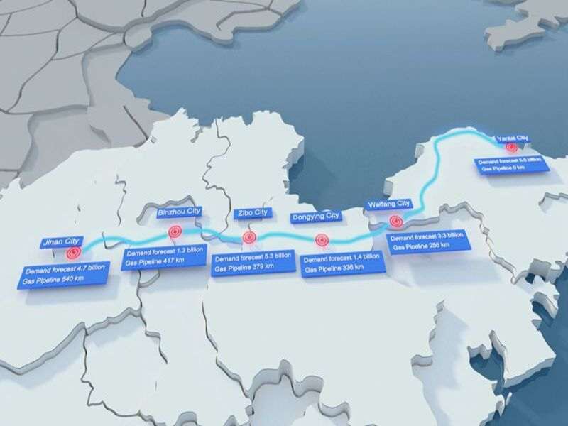 Image 2-Yantai LNG Receiving Terminal China