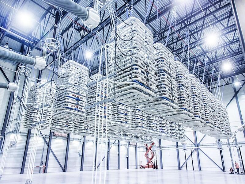 Image 2-Zhangbei VSC HVDC Power Transmission Project