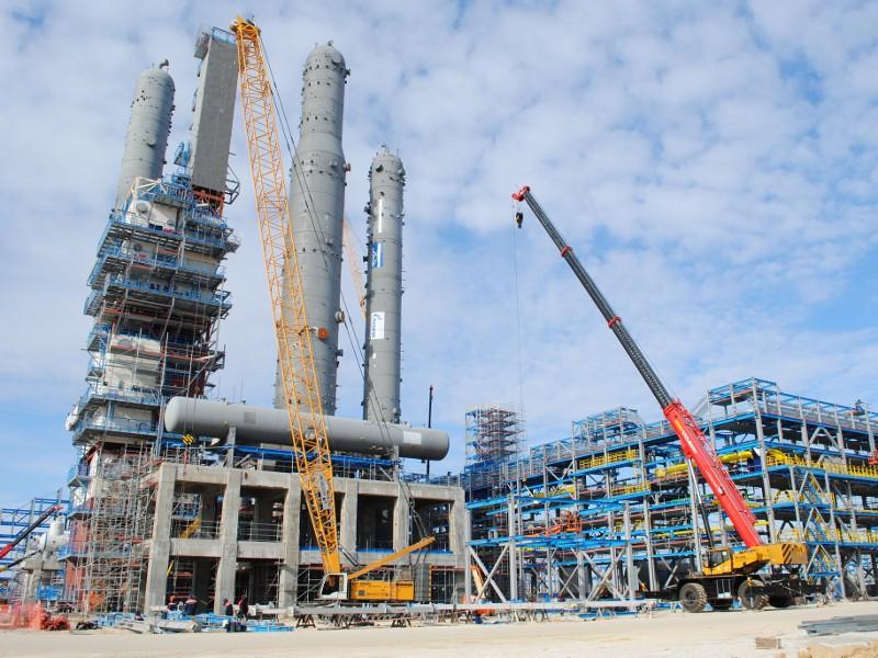 Image 3-Amur Gas Processing Plant