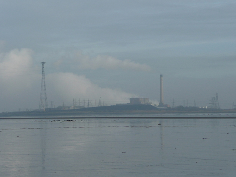 Image 3-Uskmouth Power Station