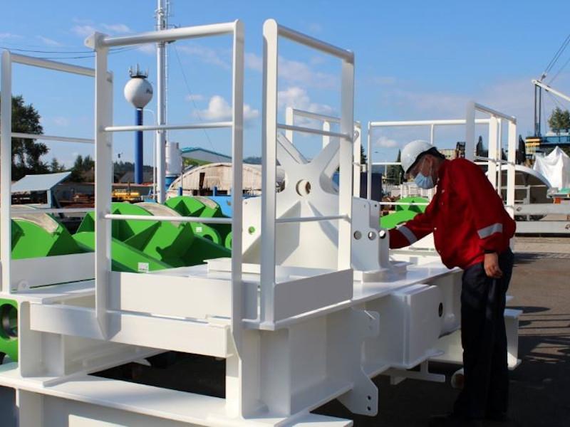 Gravitricity Gravity-based Energy Storage Demonstrator - NS Energy