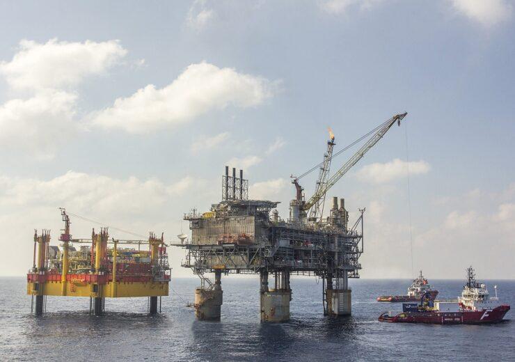 Malampaya gas project