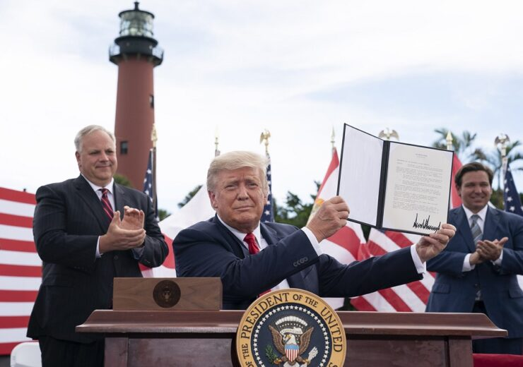 Trump Florida White House Joyce Boghosian