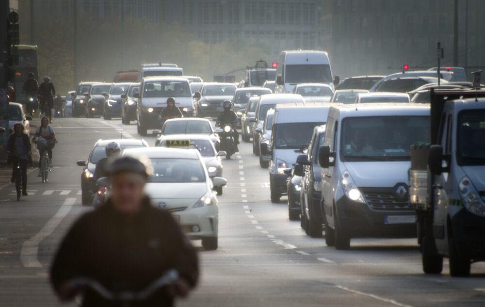 UK fossil fuel vehicles 2030