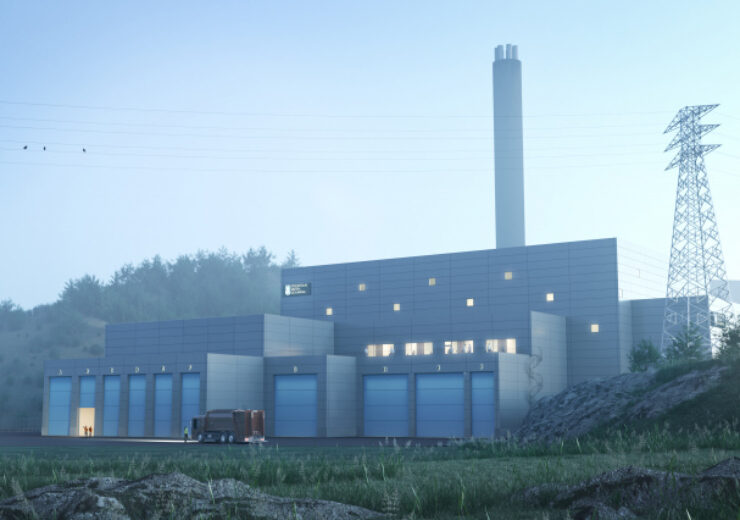 NIB finances Stockholm's new and innovative waste recycling