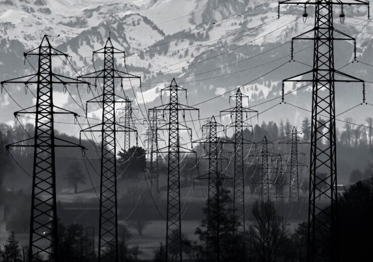 power lines electricity transmission