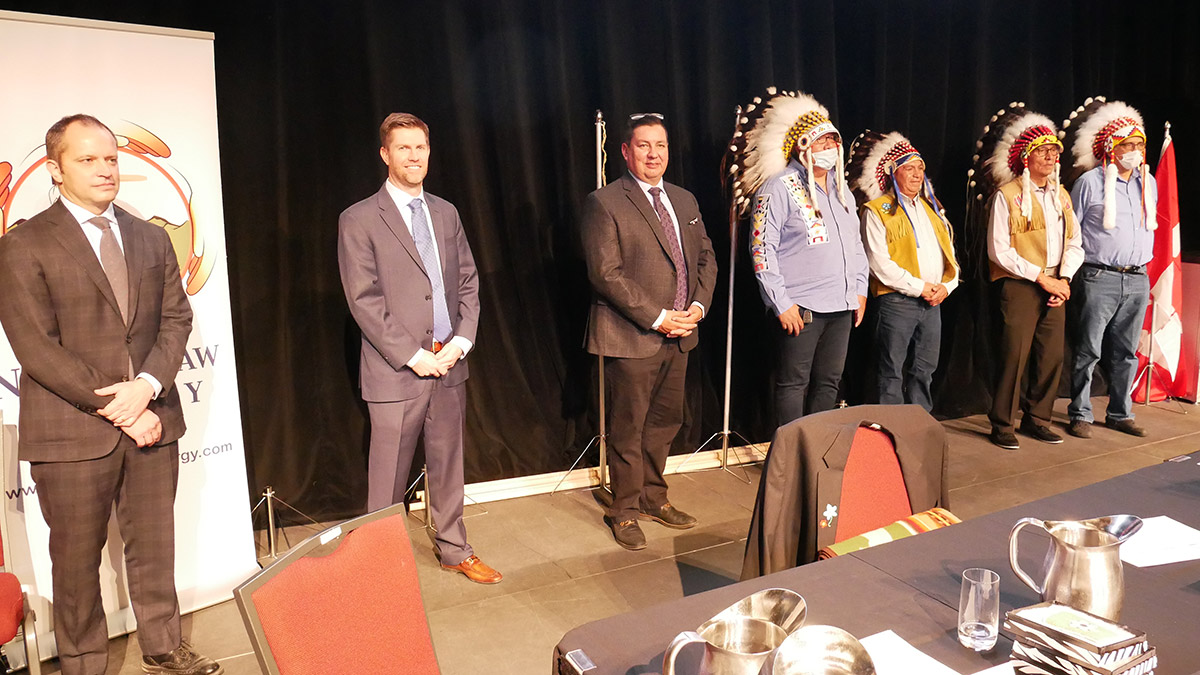 TC Energy signs MOU for Indigenous stake in Keystone XL project