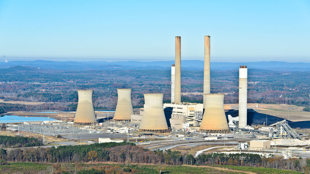 Biggest US coal plants