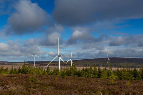 Vattenfall appoints Natural Power for construction phase of Scottish wind farm