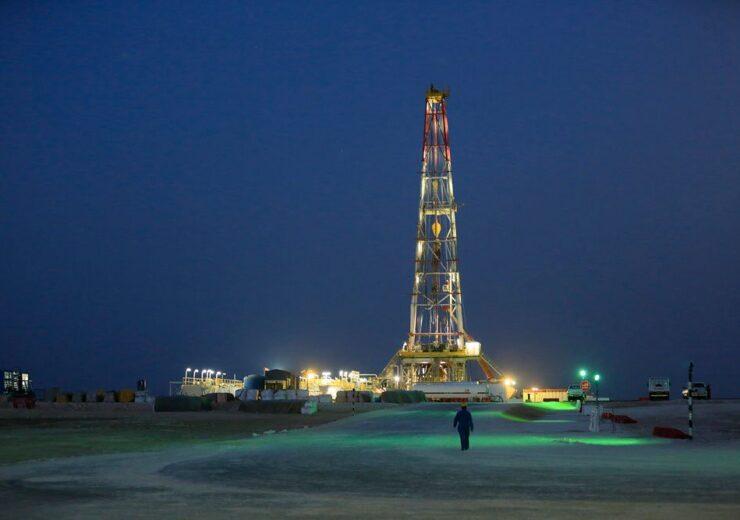 BP Khazzan gas field Oman