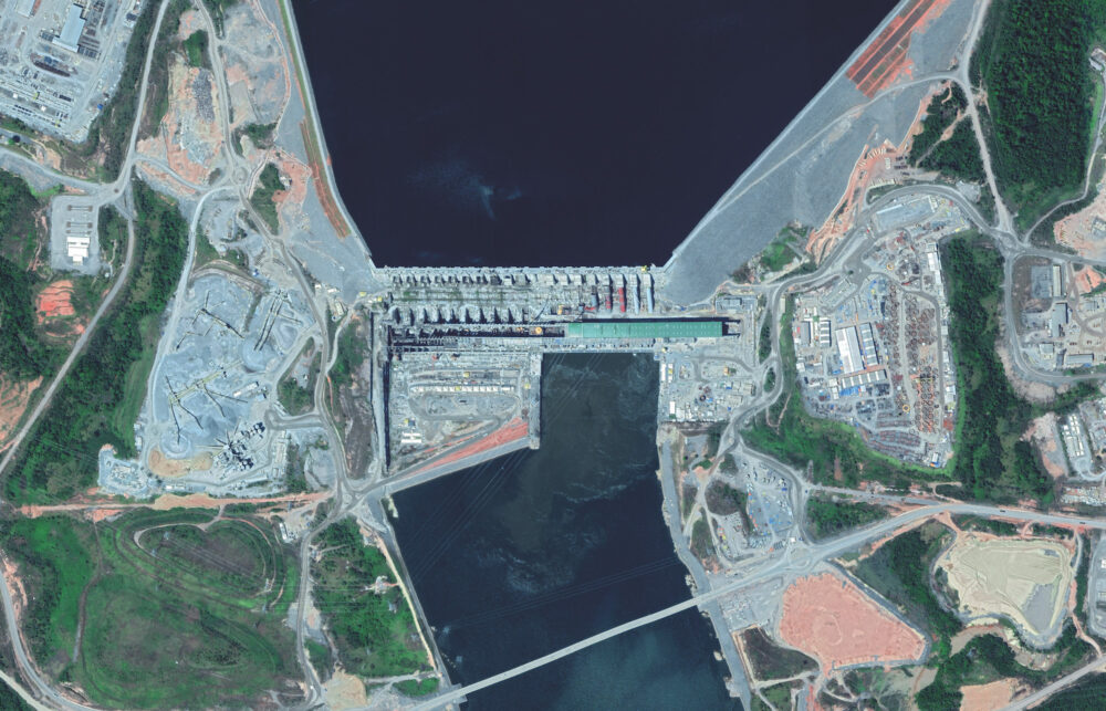 Hydropower developments BRIC and MINT countries