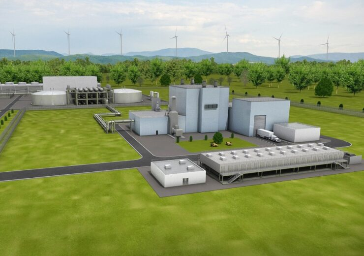 Bechtel Natrium reactor